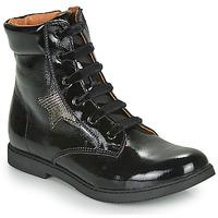 Skor Flickor Boots GBB JAMILA Svart