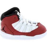 Skor Barn Basketskor Nike Jordan Max Aura BB Rouge Blanc AQ9215-602 Röd