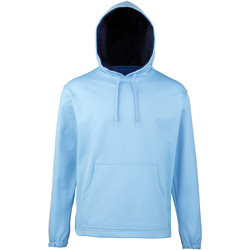 textil Pojkar Sweatshirts Rhino RH70B Sky/Navy