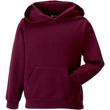 textil Barn Sweatshirts Jerzees Schoolgear 575B Bourgogne
