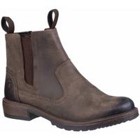 Skor Dam Boots Cotswold  Brun