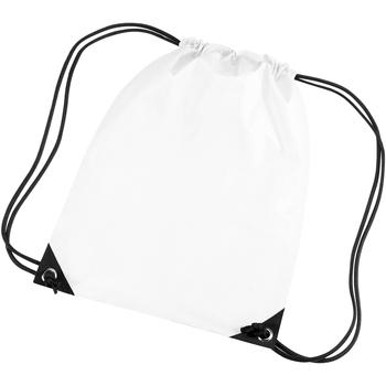Väskor Barn Sportväskor Bagbase BG10 Vit