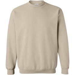 textil Sweatshirts Gildan 18000 Sand
