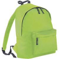 Väskor Ryggsäckar Bagbase BG125J Kalk/grafit