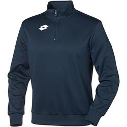 textil Pojkar Sweatshirts Lotto LT28B Marinblått