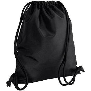 Väskor Barn Sportväskor Bagbase BG110 Svart/Svart