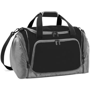 Väskor Sportväskor Quadra QS277 Svart/grå