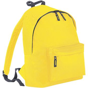 Väskor Ryggsäckar Bagbase BG125 Gul/Grafitgrå