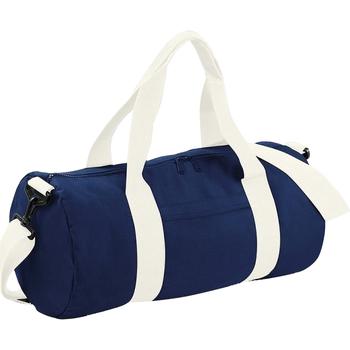 Väskor Resbagar Bagbase BG140 Marinblått/Off White