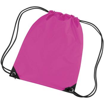 Väskor Barn Sportväskor Bagbase BG10 Fuchsia