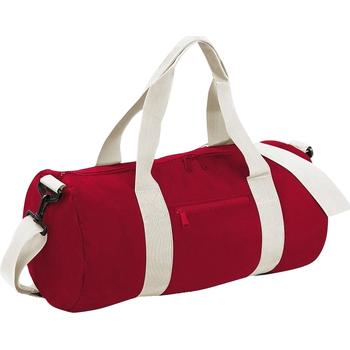 Väskor Resbagar Bagbase BG140 Klassiskt rött/Off White