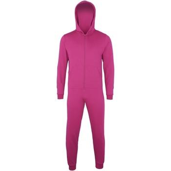 textil Barn Pyjamas/nattlinne Colortone CC01J Varmrosa