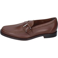 Skor Herr Loafers Tod's mocassini pelle Marrone