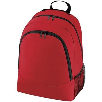 Väskor Ryggsäckar Bagbase BG212 Klassiskt röd