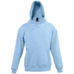 textil Barn Sweatshirts Sols SLAM KIDS SPORT Azul