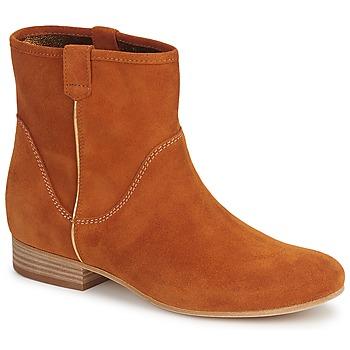 Skor Dam Boots Vic MUI Rostfärgad
