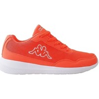 Skor Dam Sneakers Kappa Follow Orange