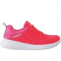 Skor Dam Sneakers Kappa Affel Röda