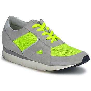 Skor Dam Sneakers OXS GEORDIE Grå / Gul