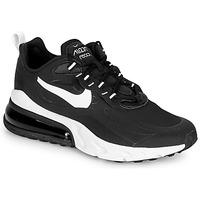 Skor Herr Sneakers Nike AIR MAX 270 REACT Svart / Vit