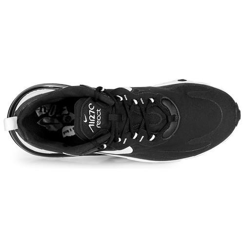 Air Max 270 React Nike Sneakers Herr Svart / Vit
