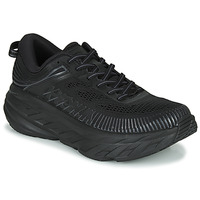 Skor Herr Sneakers Hoka one one BONDI 7 Svart