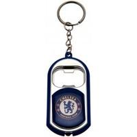 Accessoarer Nyckelringar Chelsea Fc  Blå