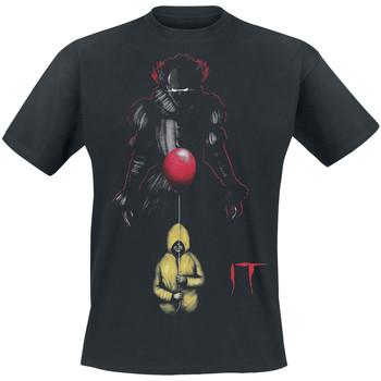 textil T-shirts It  Svart