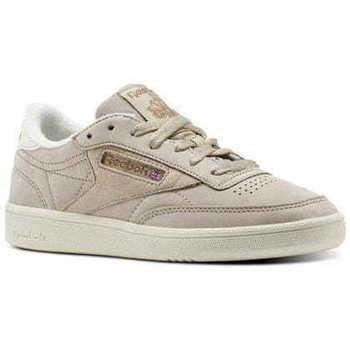 Skor Dam Sneakers Reebok Sport Club C 85 Vtg Beige