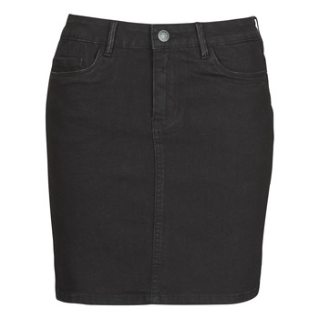 textil Dam kjolar Vero Moda VMHOT SEVEN Svart