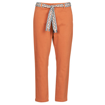 textil Dam Chinos / Carrot jeans Vero Moda VMSVEA Tegel