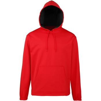 textil Barn Sweatshirts Rhino RH70B Röd/Svart