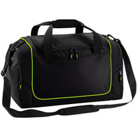 Väskor Sportväskor Quadra QS77 Svart/Lime Green