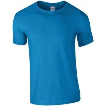 textil Herr T-shirts Gildan GD01 Safir