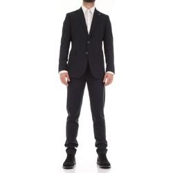 textil Herr Kostymer Mulish 50SPECIAL-AB7200 Blu