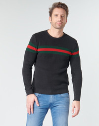 textil Herr Tröjor Yurban BAOLI Svart