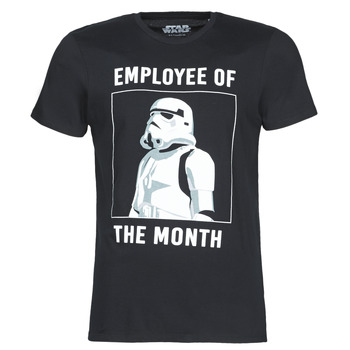 textil Herr T-shirts Casual Attitude STORMTROOPER OF THE MONTH Svart