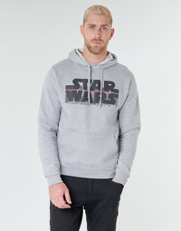 textil Herr Sweatshirts Casual Attitude Star Wars Bar Code Grå