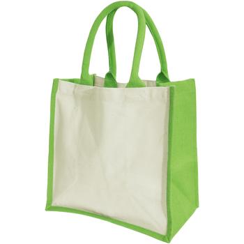 Väskor Dam Shoppingväskor Westford Mill W421 Äppelgrönt