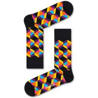 Accessoarer Herr Strumpor Happy Socks Optiq square sock Flerfärgad