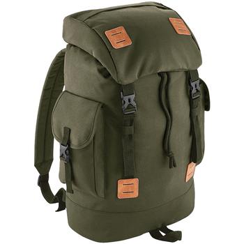Väskor Herr Ryggsäckar Bagbase BG620 Militärt grönt/brunbrunt