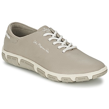 Skor Dam Sneakers TBS JAZARU Grå