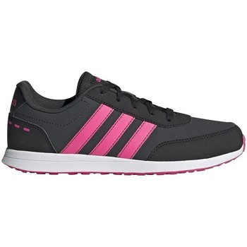 Skor Flickor Sneakers adidas Originals VS Switch 2 K Vit,Svarta,Rosa