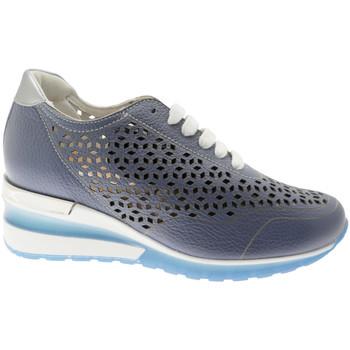 Skor Dam Sneakers Calzaturificio Loren CLORA1041bl blu
