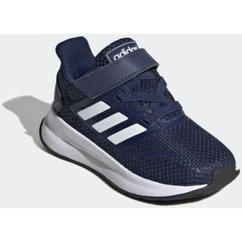 Skor Barn Sneakers adidas Originals Runfalcon I Grenade