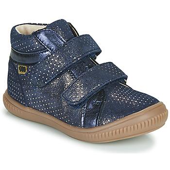 Skor Flickor Höga sneakers GBB EDEA Blå