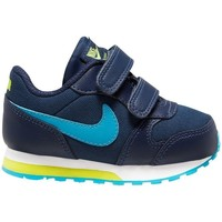 Skor Pojkar Löparskor Nike MD Runner 2 Grenade