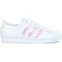 Skor Barn Sneakers adidas Originals Superstar J Vit