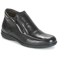Skor Herr Boots Fluchos LUCA Svart