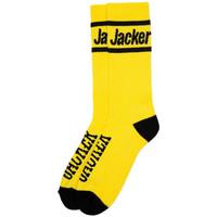 Accessoarer Herr Strumpor Jacker Holy molley socks Gul